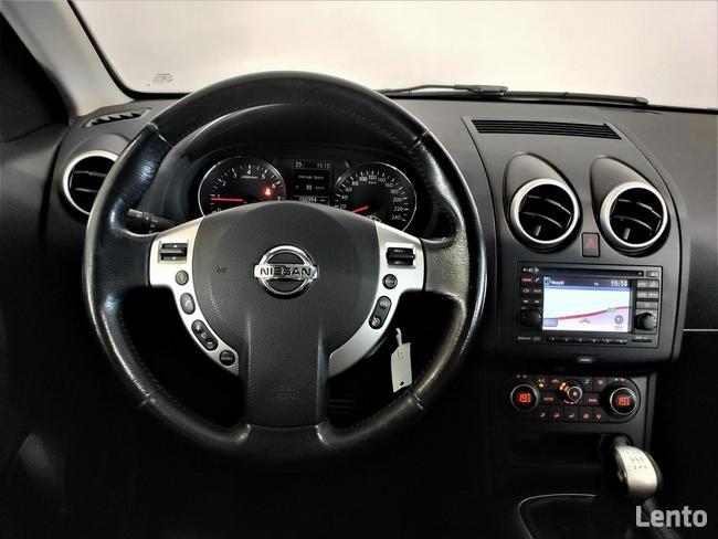 Nissan Qashqai 1.6 DOHC 117 KM, Kamera cofania, Salon PL, Gwarancja Gdynia - zdjęcie 8