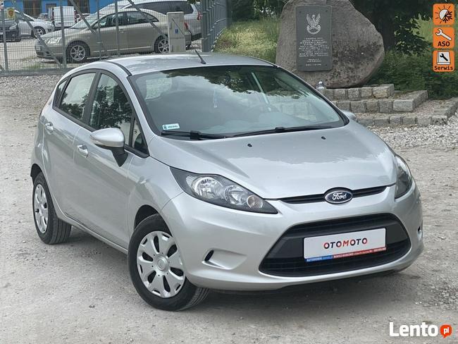 Ford Fiesta Raty online 1.2 benz 5drzwi,Zarejestrowane Gwarancja Masłowo - zdjęcie 1