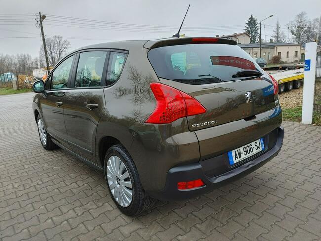 Peugeot 3008 1.6Hdi piękny kolor Klima zadbane rodzinne auto Opłacony Częstochowa - zdjęcie 10