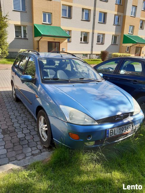 Sprzedam Ford Focus 1.8 TDDI, 2001r. Łomża - zdjęcie 1