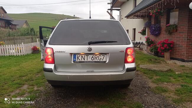 Volkswagen Passat B5 kombi Łapsze Wyżne - zdjęcie 2