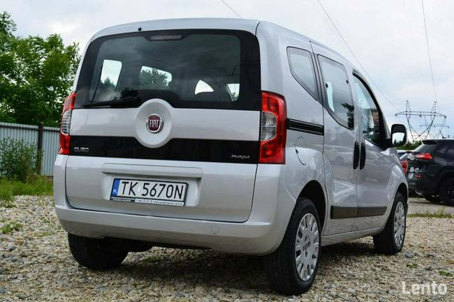 Fiat Qubo 1.3 MultiJet 80KM 1 wł, salon PL, FV 23% Łódź - zdjęcie 4