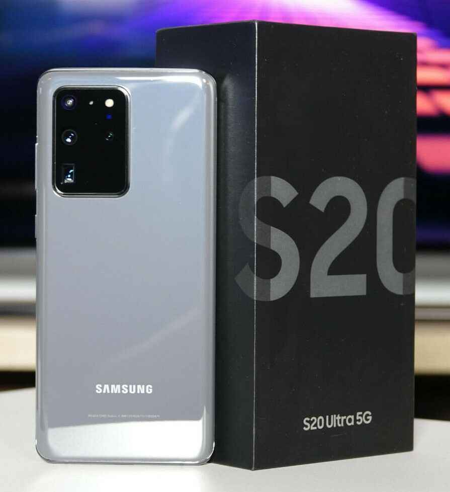 Samsung S20 128GB  dla $500 i  Samsung S20 Ultra 128GB dla $550 Bemowo - zdjęcie 1