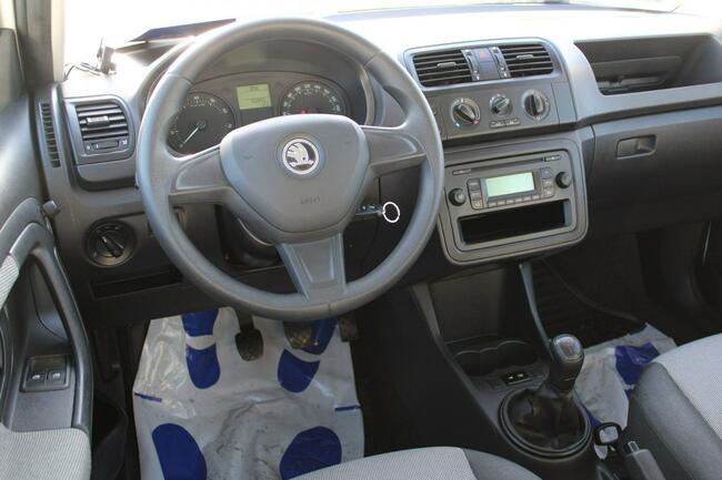 Škoda Fabia F-Vat,Gwarancja,Kombi,Benzyna Warszawa - zdjęcie 9
