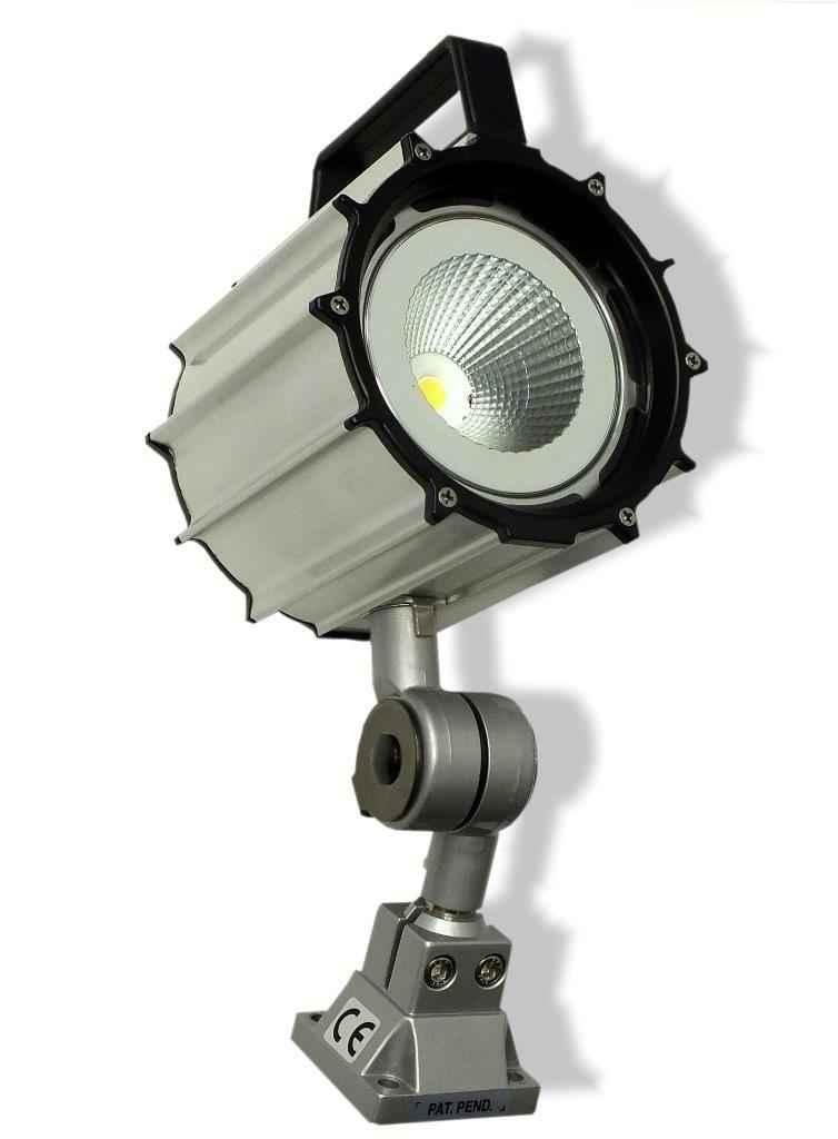 LAMPY LED-1 LED-2 LED-3 DO TOKAREK FREZAREK WIERTAREK Fabryczna - zdjęcie 1