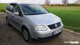 Volkswagen Touran 1, 9 TDI Sanok - zdjęcie 1