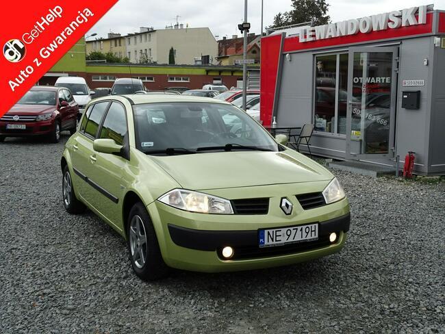 Renault Megane Benzyna Zarejestrowany Ubezpieczony Elbląg - zdjęcie 1