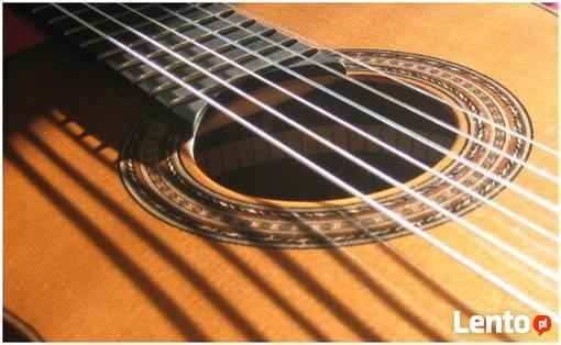 Profesjonalna nauka gry na gitarze klasycznej Warszawa Mokotów Mokotów - zdjęcie 4
