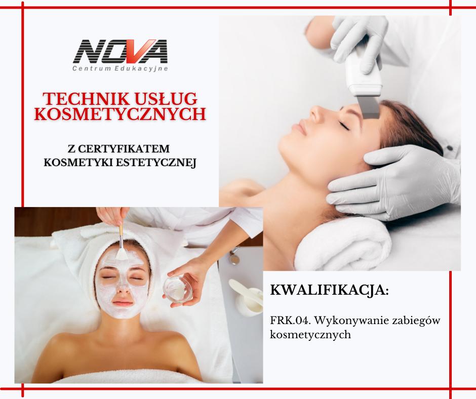 Technik usług kosmetycznych Lublin - zdjęcie 1