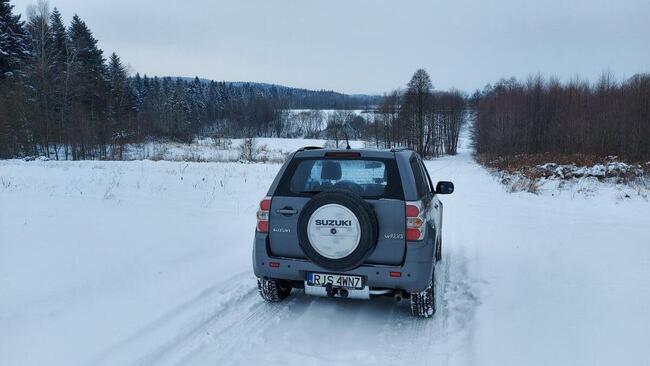 Sprzedam Suzuki Grand Vitarę 1,6 napęd 4x4 benzyna+gazLPG Jasło - zdjęcie 11