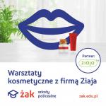 Bezpłatne warsztaty z kosmetykami marki ZIAJA. Inowrocław - zdjęcie 1