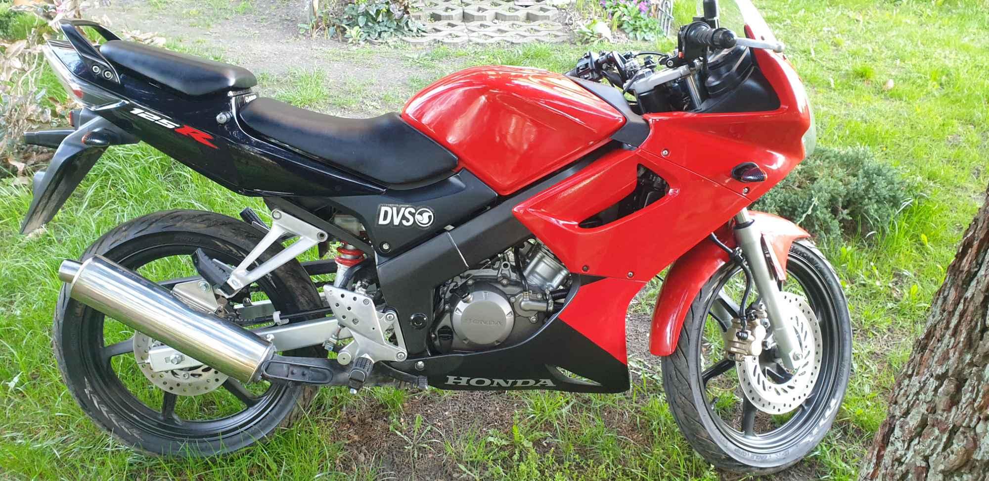 Honda Cbr 125r Barchów - zdjęcie 2