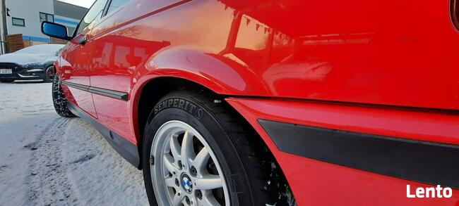 BMW e36*Org,Lakier*Individual*Czarny sufit*BEZ KOROZJI*** Kobyłka - zdjęcie 7