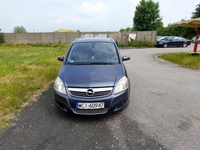 Opel Zafira B Ciechanów - zdjęcie 1