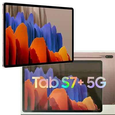 Samsung Galaxy Tab S7 Plus SM-T976B ( LTE/5G) 128GB/256GB/512GB NOWE Wrociszów Dolny - zdjęcie 2