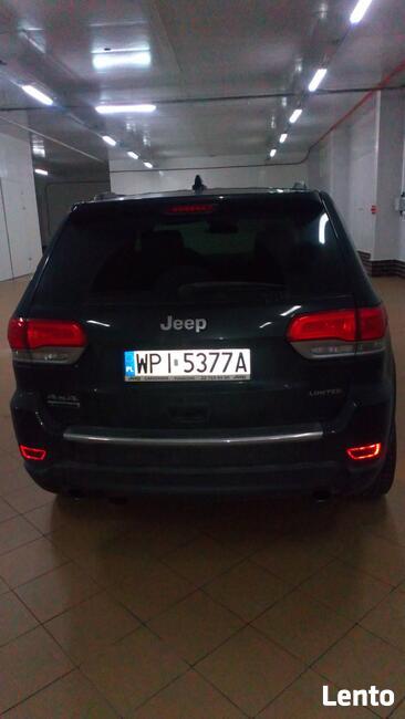Syndyk sprzeda Jeep Grand Cherokee 2015 r. Lublin - zdjęcie 2