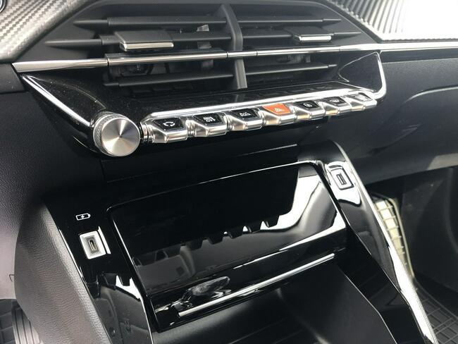 Peugeot 208 elektryk , super cena ,auto demonstracyjne Łódź - zdjęcie 12