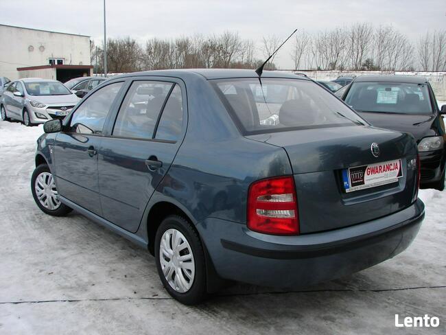 Škoda Fabia 1.2 HTP 65 KM Salon PL Piła - zdjęcie 4