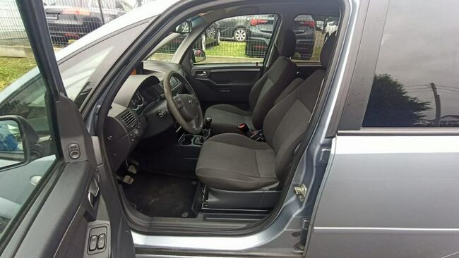 Opel Meriva 1.6 B 105 KM 157 tys. km Klimatyzacja z Niemiec Rzeszów - zdjęcie 7