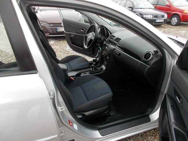 Mazda 3 Opłacona Zdrowa Zadbana Serwisowana Klimatyzacją 1Wł 100 Aut Kisielice - zdjęcie 9