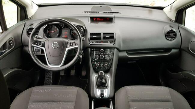 Opel Meriva 1.4T 120KM # Climatronic # Super Stan # Serwisowana !!! Chmielnik - zdjęcie 5