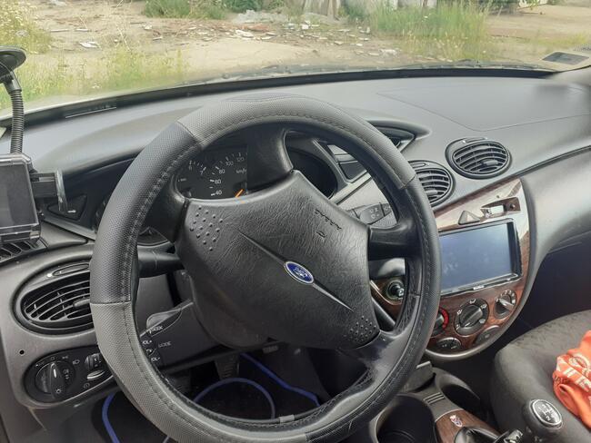 Ford Focus mk1 1.8 benzyna OKAZJA Leszno - zdjęcie 2