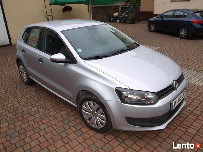 VW Polo 1.2 TDi 5 drzwi srebrny met  klima  2012 / 2013r Kalisz - zdjęcie 2
