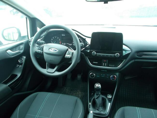 Ford Fiesta 1,1Benzyna 85PS!!!KLIMA!!NAVI!!! Białystok - zdjęcie 6