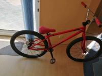 Rower BMX mafiabikes Medusa Czerwony Ustka - zdjęcie 7