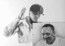Portrety ze zdjęć na zamówienie format A4 Bukowsko - zdjęcie 7