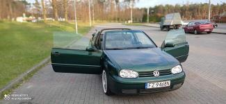 Volkswagen Golf 4 Cabrio 1,6 benzyna Zielona Góra - zdjęcie 2