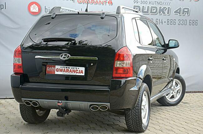 Hyundai Tucson 2,0 16V Champion Raty Zamiana Gwarancja Kutno - zdjęcie 10