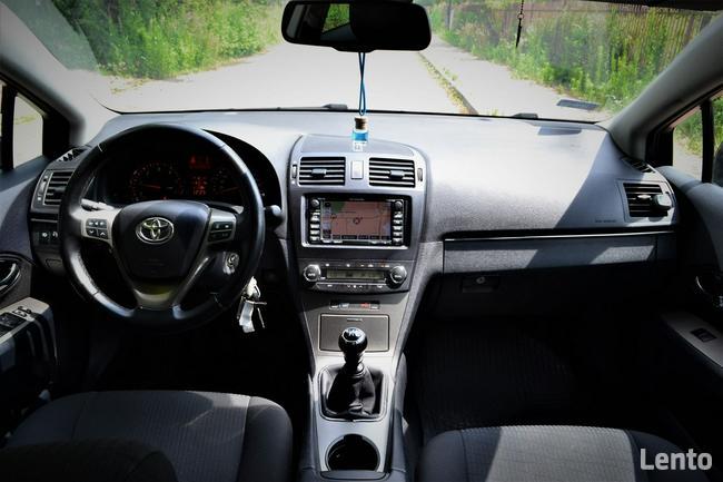Toyota Avensis S. Polska/ Serwisowana/ Bezwypadkowy/ Faktura VAT/ Warszawa - zdjęcie 8