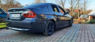 BMW Seria 3 E90 2007r. Sprowadzony z Niemiec Bruśnik - zdjęcie 5