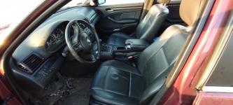 BMW E46 sedan 2.0 benzyna Piotrków Trybunalski - zdjęcie 10