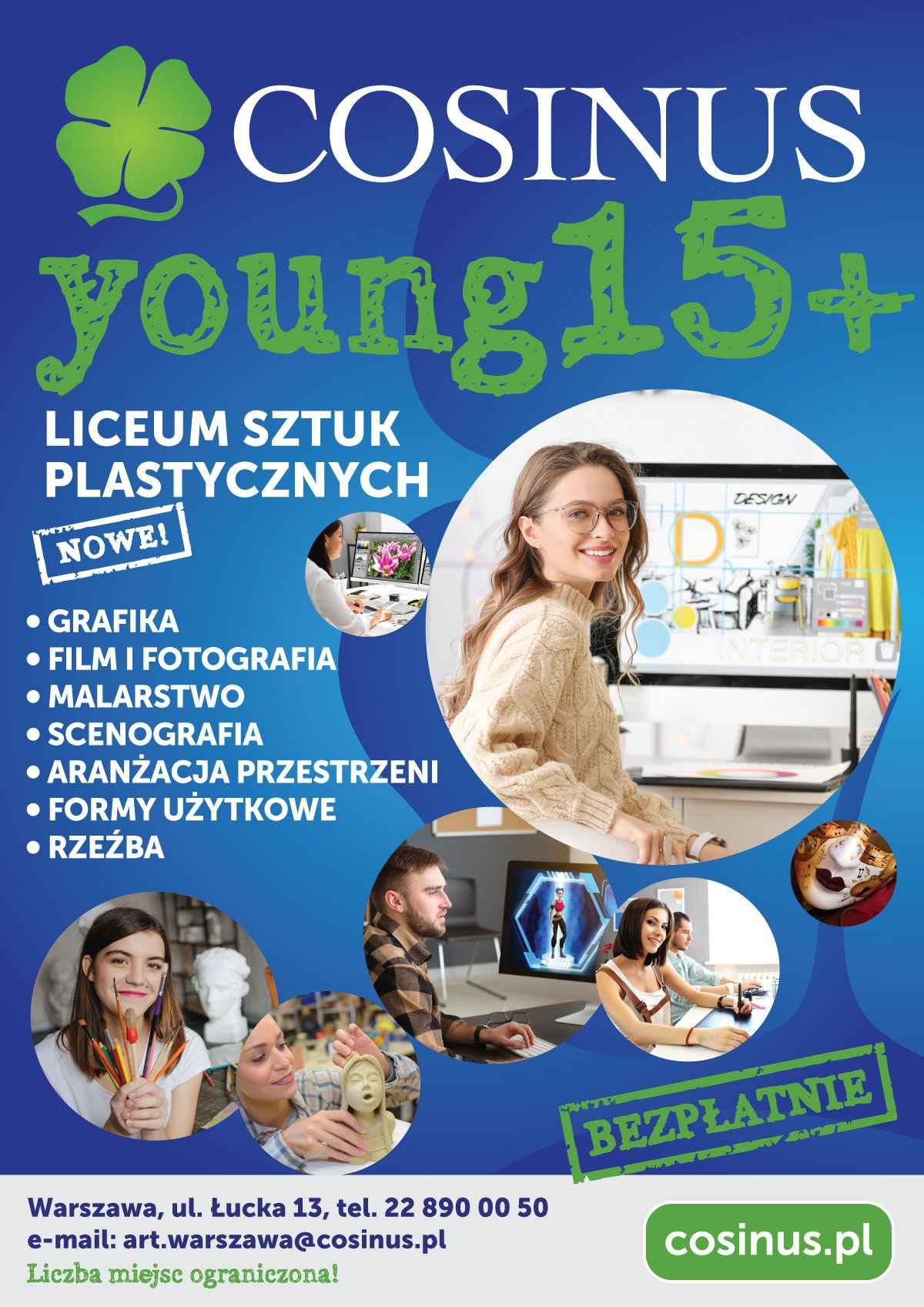 Liceum sztuk plastycznych Ochota - zdjęcie 1