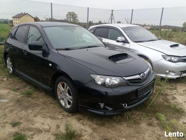 Subaru Impreza 2.0 d silnik Boxer 2010r Turek - zdjęcie 1