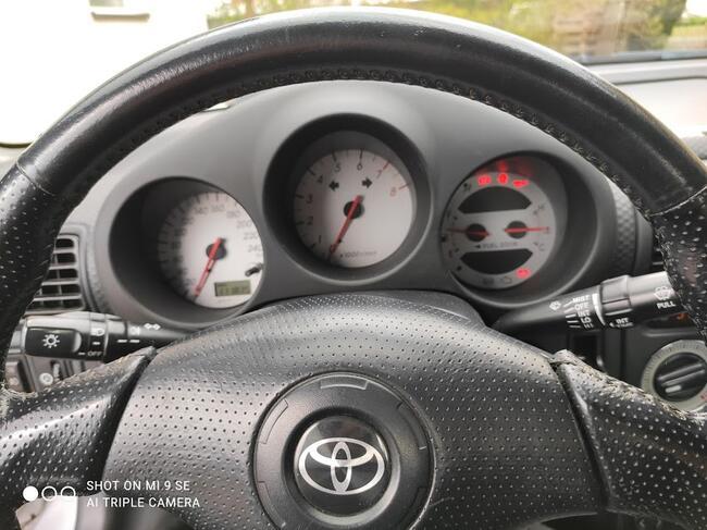 Sprzedam auto sportowe, Toyota MR2 kabriolet, niski przebieg Kadłub - zdjęcie 6