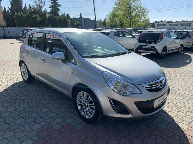 Opel Corsa 100KM Cosmo, Duże radio, Alumy, Salon Polska ,Gwarancja ! Tarnowskie Góry - zdjęcie 3