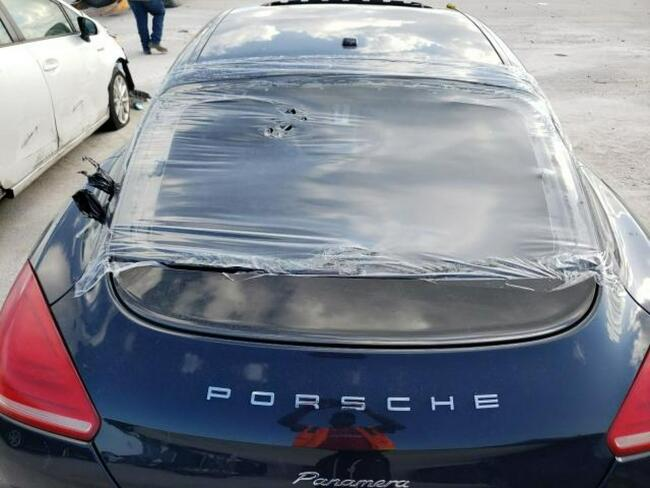 Porsche Panamera 2016, 3.6L, porysowany lakier Warszawa - zdjęcie 5