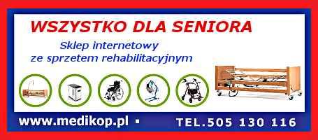 Sprzęt rehabilitacyjny Nowa Huta - zdjęcie 1