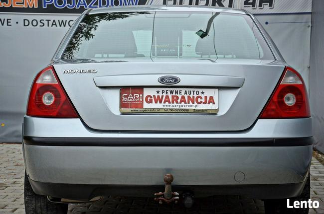 Ford Mondeo 2,0 TDCi Raty Zamiana Gwarancja Opłacony Kutno - zdjęcie 7