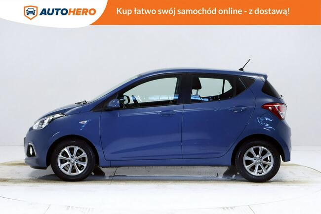 Hyundai i10 DARMOWA DOSTAWA, Hist Serwis, Grzane fotele, LED, Klima, Warszawa - zdjęcie 2