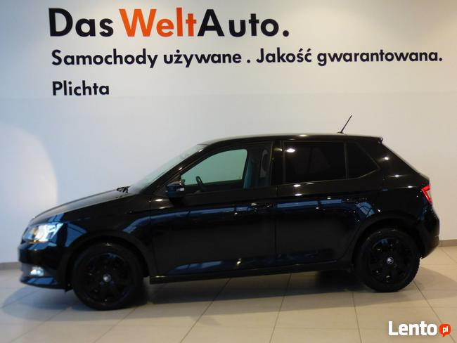 Škoda Fabia 1.2 TSI 90 KM Ambition Salon Polska Gdańsk - zdjęcie 4