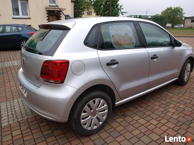 VW Polo 1.2 TDi 5 drzwi srebrny met  klima  2012 / 2013r Kalisz - zdjęcie 3