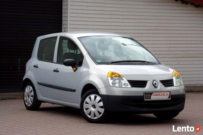 Renault Modus Klima / I właściciel / 1,2 / 75KM / 2006/56000km Mikołów - zdjęcie 3