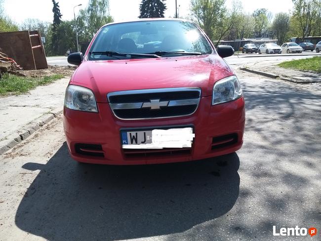 Chevrolet Aveo -Warszawa Targówek - zdjęcie 2