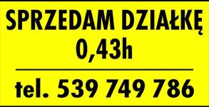 Działka budowlano-usługowa Bierzów - zdjęcie 1