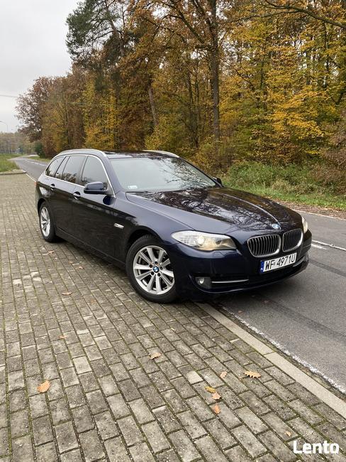 BMW serii 5 f11 2010r. Gostynin - zdjęcie 2