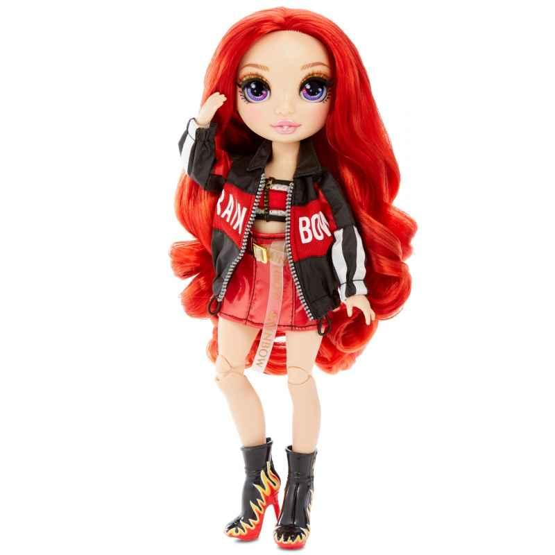 L.O.L Rainbow High Fashion Doll- Ruby Anderson lalka Galiny - zdjęcie 3